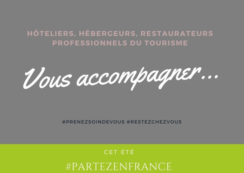 Vous accompagner…